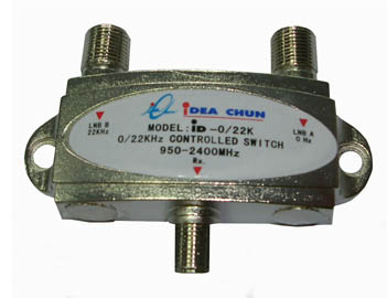 DiSEqC Switch 0/22 KHz iDEA CHUN �Ҥ� 120 �ҷ